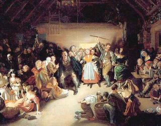 Halloween_Maclise_snap_apple_night_painting