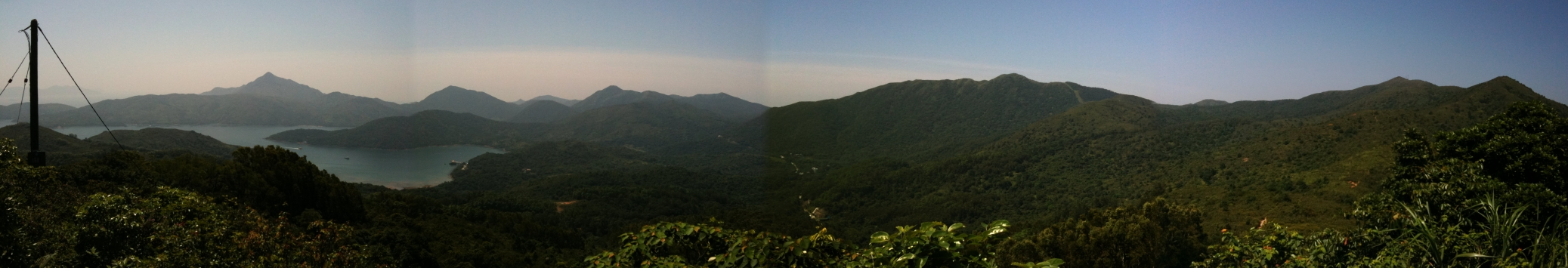 Fire Lookout Panorama 2