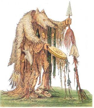 Blackfoot-Bear-Shaman