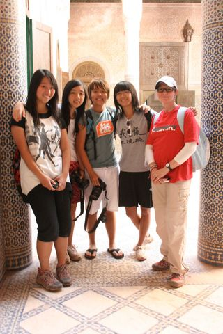 Moroccan Atlas Adventure Girls