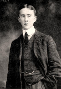 Young Tolkien