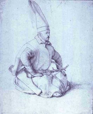 Janissary by Bellini
