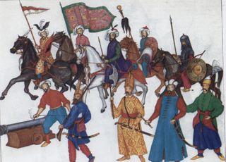 Janissary Costume