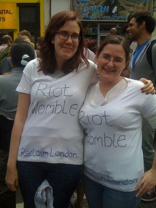 Riot Womble