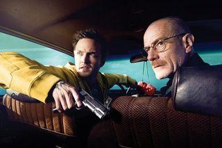 Jesse and Walter