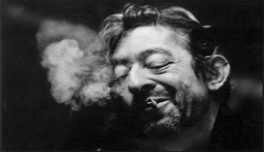 Puffing Gainsbourg