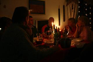 Twelfth Night Dinner Friends