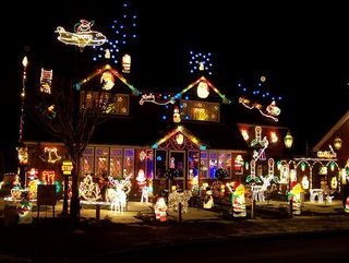 Christmas Light Madness