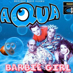 Aqua Barbie Girl