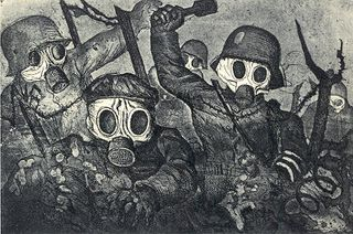 World War I print