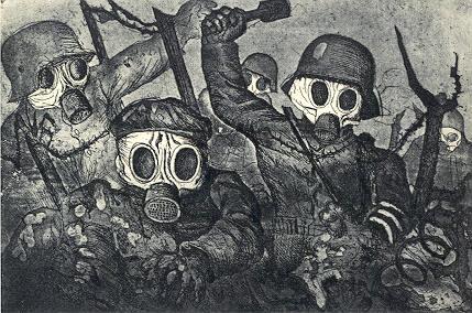World war i print