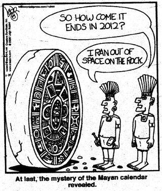 Maya Cartoon