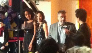 Virgnie, Michelle & Luc