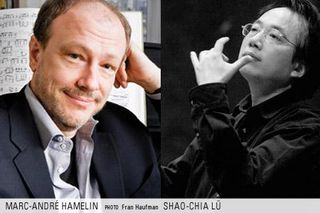 Marc-André Hamelin and Shao-Chia Lü