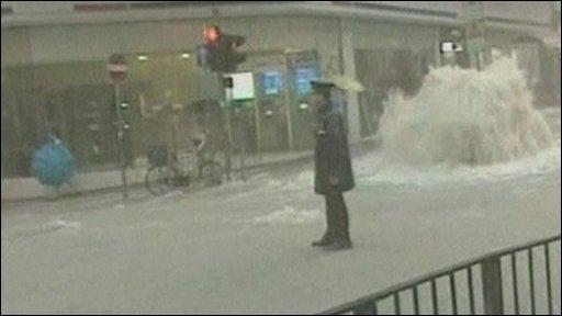 HK Rainstorm