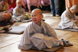 Crying Buddhist