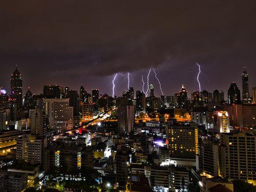 Hot Bangkok Nights