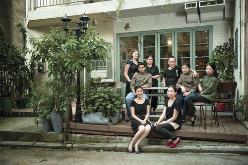 Grassroots Pantry Staff