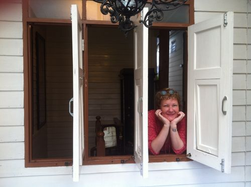 Bren at Baan Chantra Window