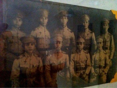 Thai Soldiers