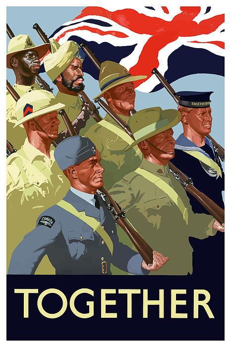 British Empire Soldiers