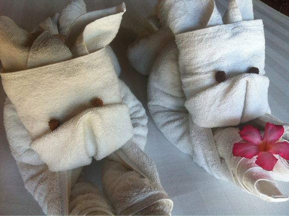 Things Done to Towels
