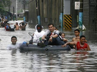 Philippines Bopha Flood