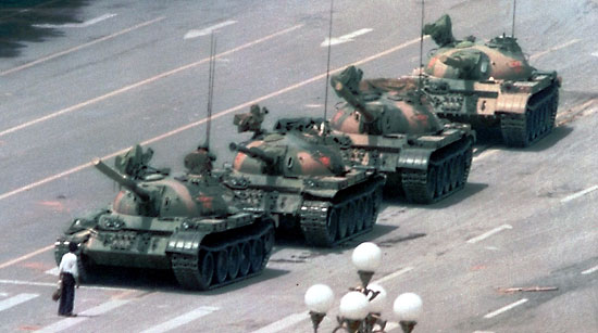 Chinese Tanks