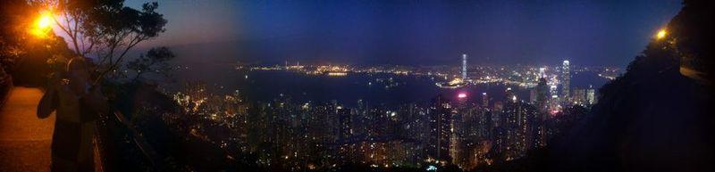 HK From Peak