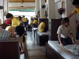 Wat Pho Massage