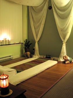 Thai Massage Ideal