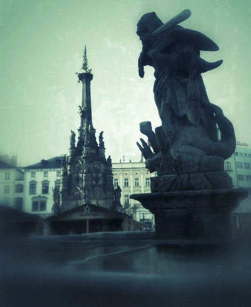 Hercules in Olomouc