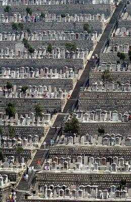HK Graveyard