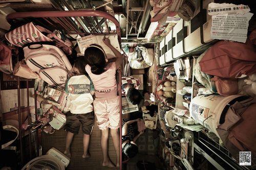 Apartments From Above Hong Kong