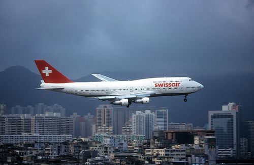 Swissair HK
