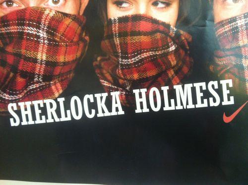 Sherlocke Holmese