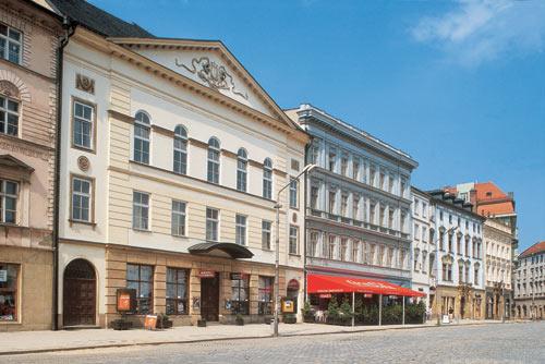 Moravian Theatre