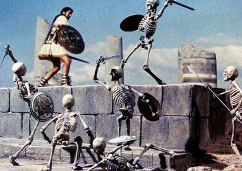 Harryhausen's Skeletons