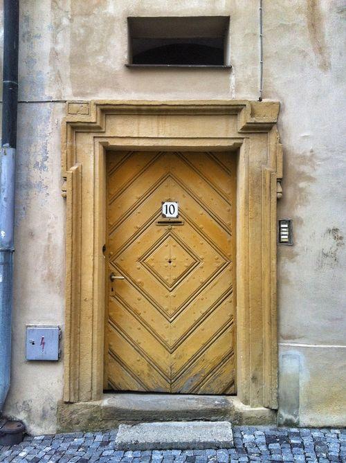 Doorway with Light Box Above