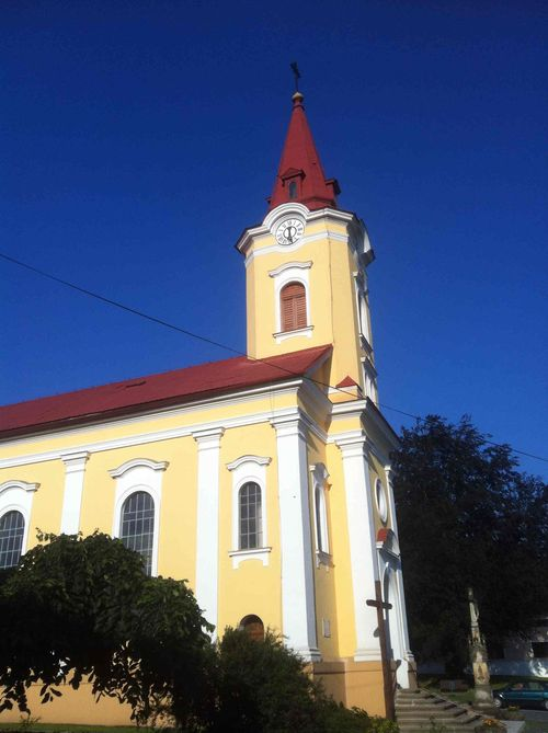 Doloplazy Church