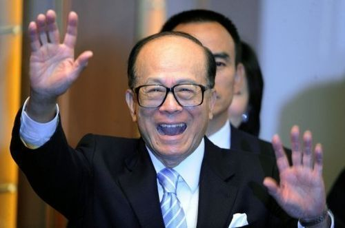 Li-Ka-Shing Monster