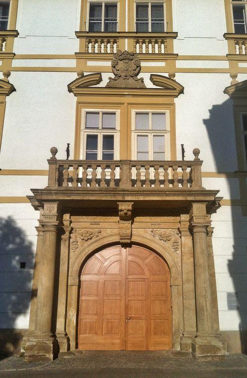 Archbishopy Doorway