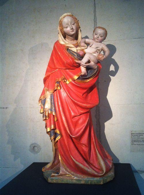 Madonna of Sternberk