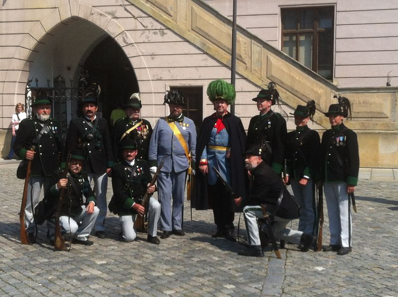 Honour Guard with Radetzky