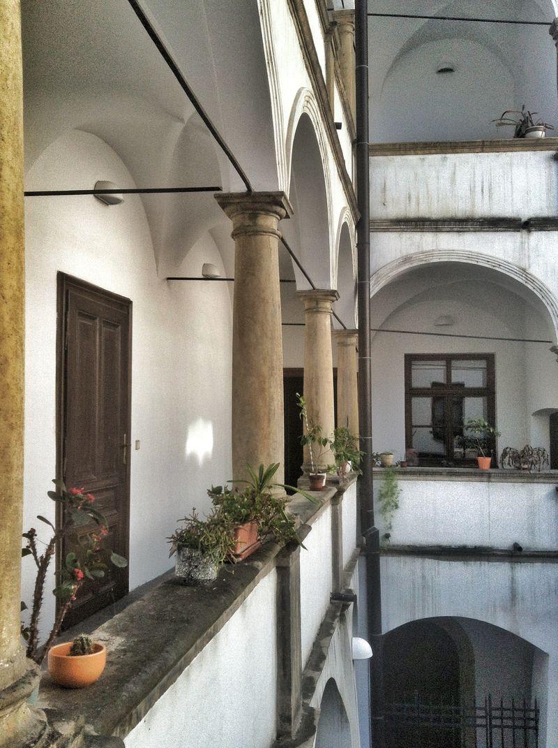 Petrášova Courtyard
