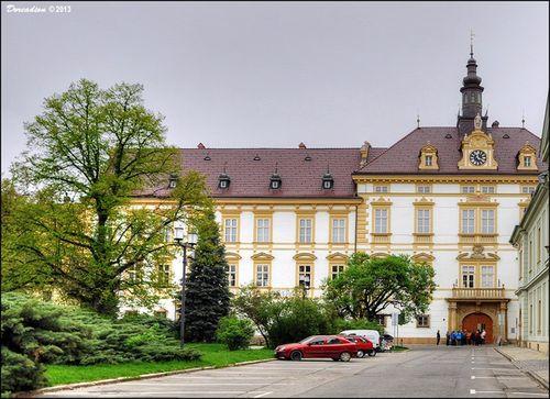 Archbishop's House Olomouc