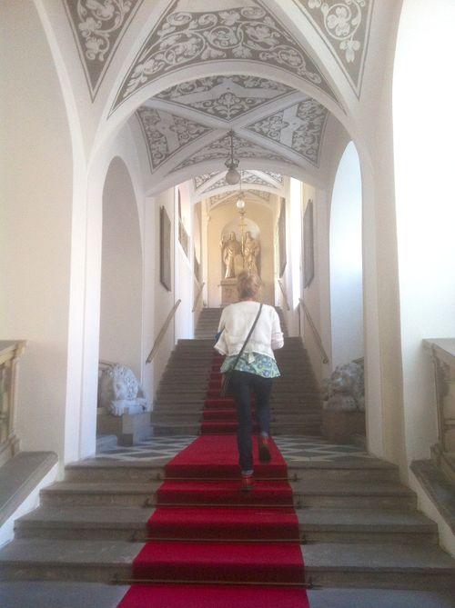 Archbihoprical Stairs