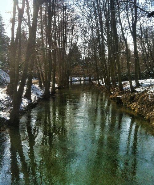 Olomouc River