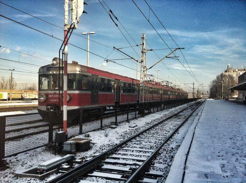 Oświęcim Train 2