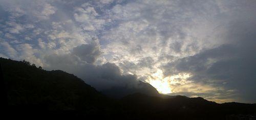 Ma On Shan Sunset